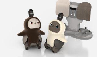 LOVOT(ラボット)は最先端人型家族ロボット!可愛すぎてたまらない!