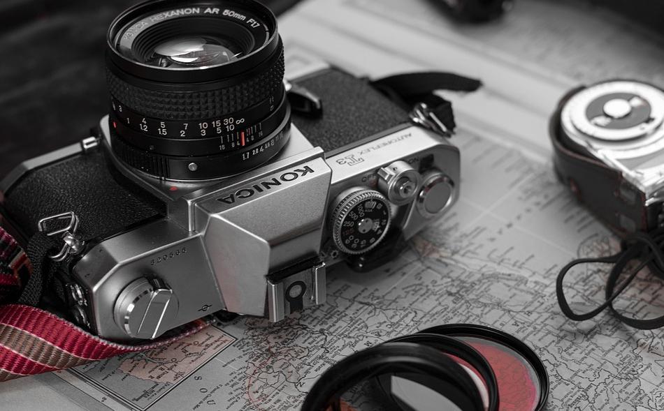 カメラ種類